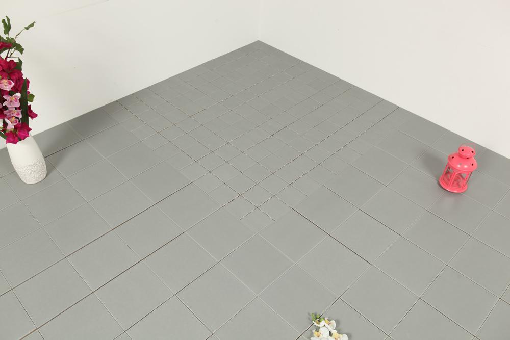 Welp Clinker Soft Grey Matte 20 x 20 ⋆ Tilesrus Finland KF-68