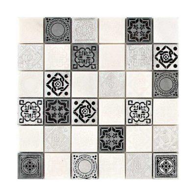 Mosaik D Paula Silver