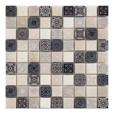 Mosaik D Irene Silver 30X30