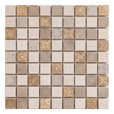 Mosaik D Irene Gold 30X30