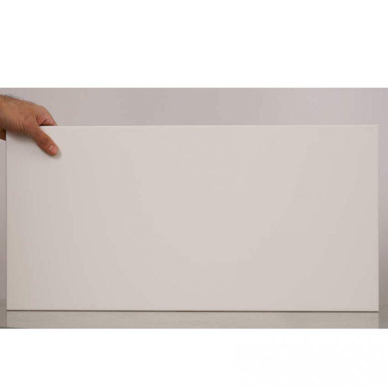 Kakel Vitt Blank (rak kant) 30X60