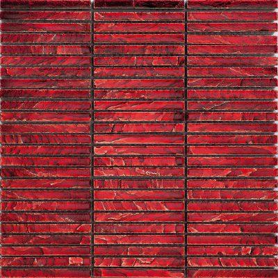 Mosaik D Essenza Red 30X30