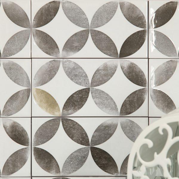 Kakel Amhara Multicolor 10X20