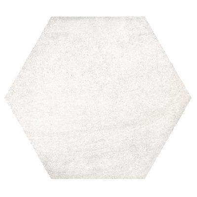 Klinker Hexagon Bampton Nieve 23X26,6