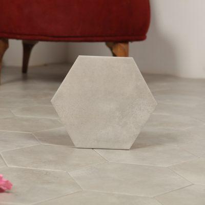 Klinker Hexagon Cloud 20X23