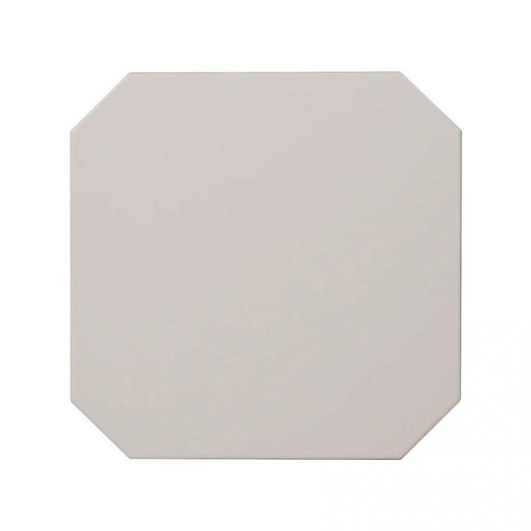 Klinker Oktagon White 20X20