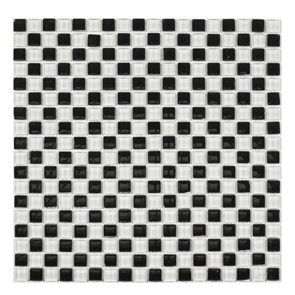 Kristallmosaik Checkerboard