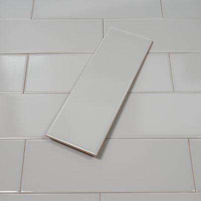Fliese Weiß Glänzend X Tilesrus Finnland - Fliesen grau glänzend