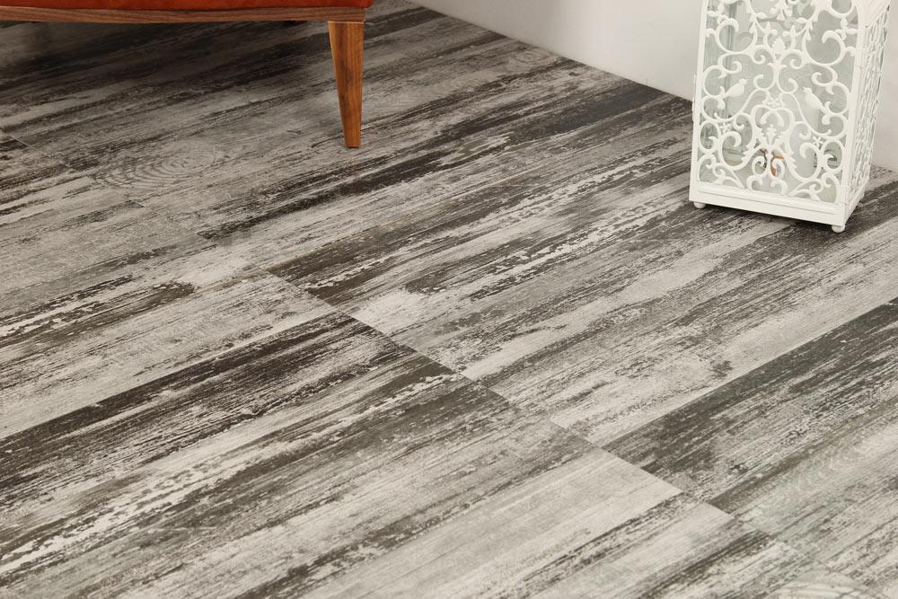Klinker Burn Wood Grey 15X90