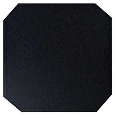 Klinker Oktagon Black 31,6X31,6