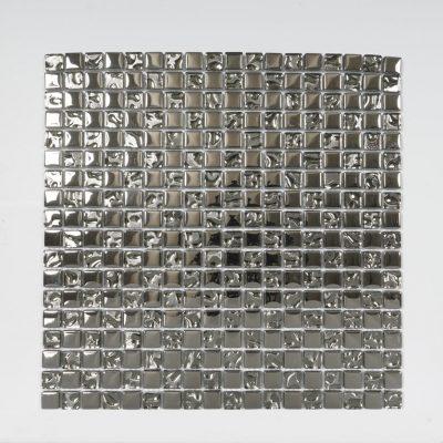 Kristallmosaik Silver
