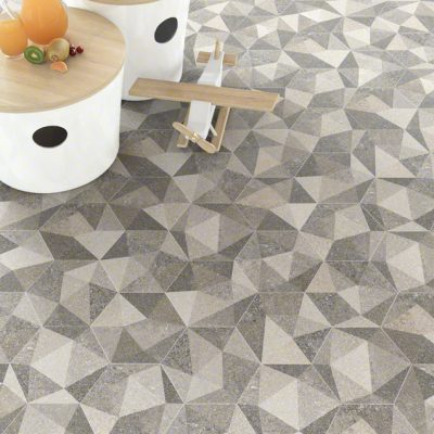 Klinker Hexagon Luton Multicolor 23X26,6