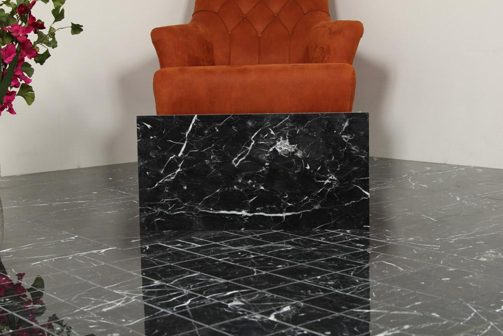 Svart Polerad Marmor 30X60